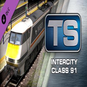 Train Simulator InterCity Class 91 Loco Add On