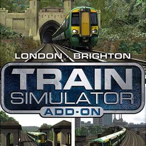 Train Simulator London to Brighton Route Digital Download Price Comparison