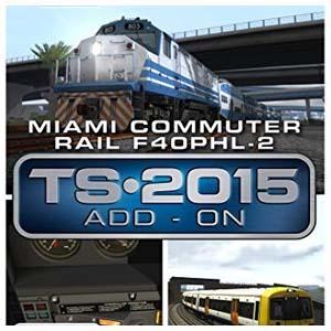 Train Simulator Miami Commuter Rail F40PHL-2 Loco Add-On Digital Download Price Comparison