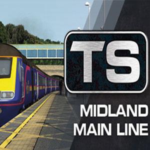 Train Simulator Midland Line Aickens Springfield Route Add-On