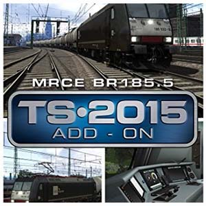 Train Simulator MRCE BR 185.5 Loco Add-On Digital Download Price Comparison
