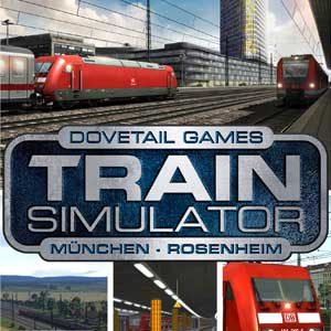Train Simulator Munich Rosenheim Route Add-On Digital Download Price Comparison