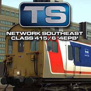 Train Simulator Network SouthEast Class 415 4EPB EMU Add-On Digital Download Price Comparison