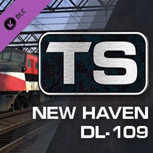 Train Simulator New Haven DL-109 Loco Add-On