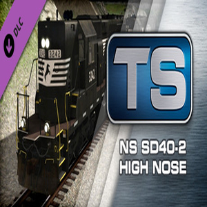 Train Simulator Norfolk Southern SD40-2 High Nose Loco Add-On