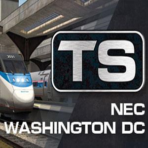 Train Simulator Northeast Corridor Washington DC Baltimore Route Add-On
