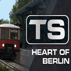 Train Simulator S25 Heart of Berlin Hennigsdorf Teltow Route Add-On