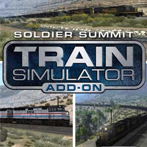 Train Simulator Soldier Summit Route Add-On Digital Download Price Comparison