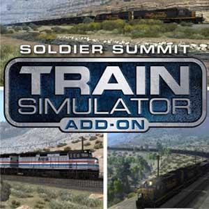 Train Simulator Soldier Summit Route Add-On
