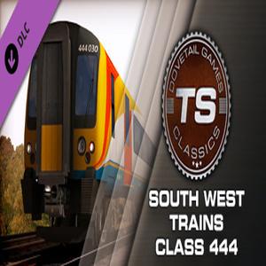 Train Simulator South West Trains Class 444