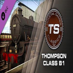 Train Simulator Thompson Class B1 Loco Add-On