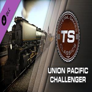 Train Simulator Union Pacific Challenger Loco Add-On