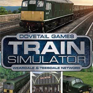 Train Simulator Weardale and Teesdale Network Route Add-On