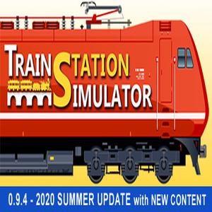 Train Station Simulator