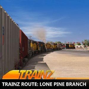 Trainz 2019 DLC Lone Pine Branch
