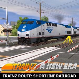 Trainz A New Era Shortline Railroad