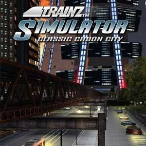 Trainz Classic Cabon City Digital Download Price Comparison