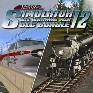 Trainz Simulator 2012 All Aboard For DLC Bundle Digital Download Price Comparison
