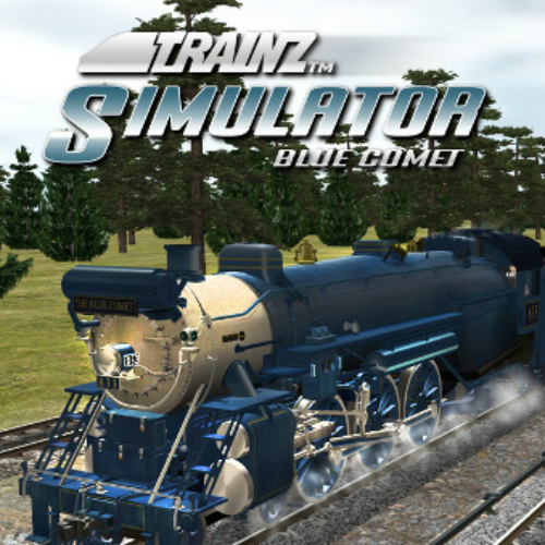 Trainz Simulator Blue Comet Digital Download Price Comparison