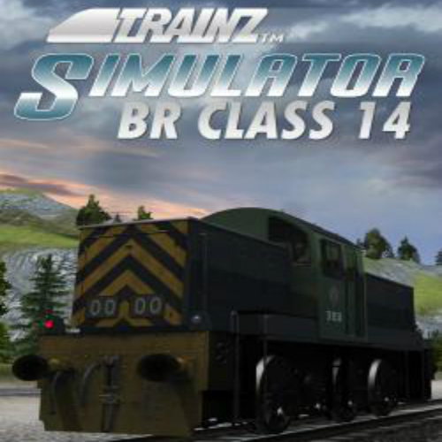 Trainz Simulator BR Class 14 Digital Download Price Comparison