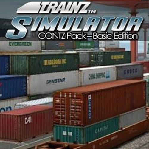 Trainz Simulator DLC CONTZ Pack Digital Download Price Comparison