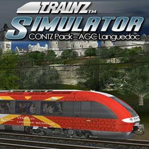 Trainz Simulator DLC SNCF AGC Languedoc Digital Download Price Comparison