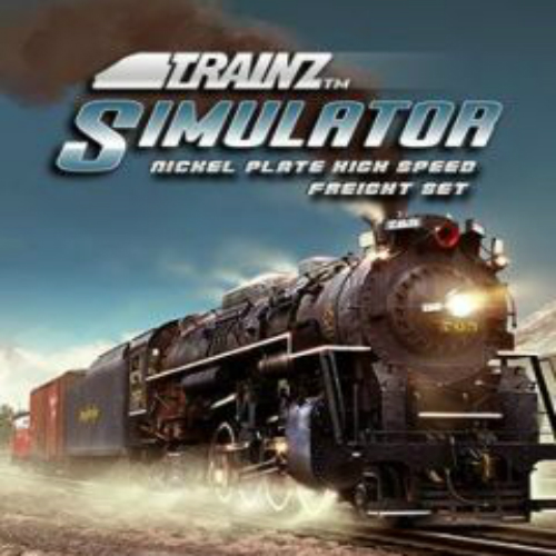 Trainz Simulator Nickel Plate High Speed Freight Set Digital Download Price Comparison