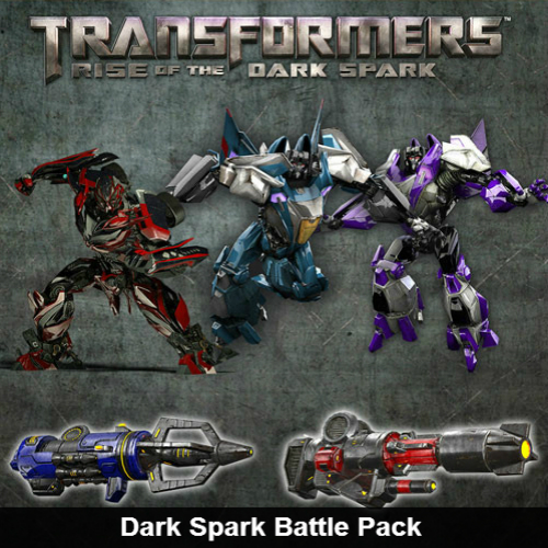 Transformers Dark Spark Battle Pack Digital Download Price Comparison