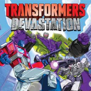 Transformers Devastation XBox 360 Code Price Comparison