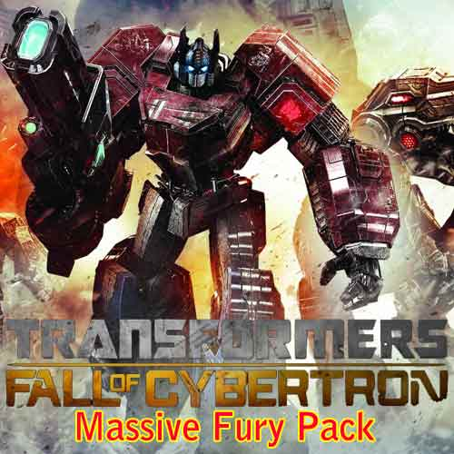 Transformers Fall of Cybertron Massive Fury Pack Digital Download Price Comparison