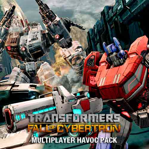 Transformers fall of cybertron Multiplayer Havoc Pack Digital Download Price Comparison