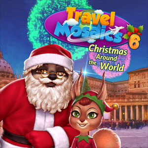 Travel Mosaics 6 Christmas Around the World Digital Download Price Comparison