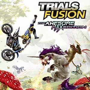 Trials Fusion Awesome Max Edition Xbox One Code Price Comparison