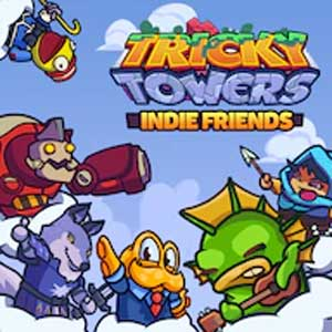 Tricky Towers Indie Friends Digital Download Price Comparison