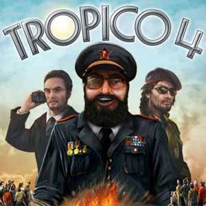 Tropico 4 Xbox 360 Code Price Comparison