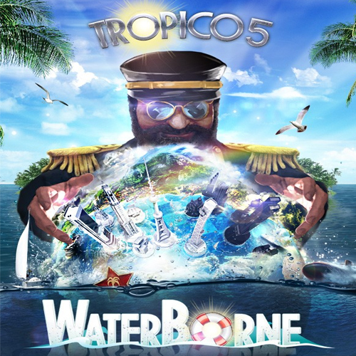 Tropico 5 Waterborne Digital Download Price Comparison