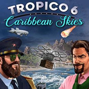 Tropico 6 Caribbean Skies Digital Download Price Comparison