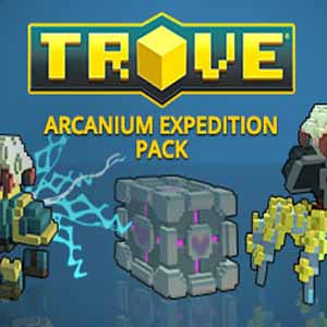 Trove Arcanium Expedition Pack Digital Download Price Comparison
