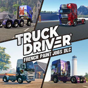 Truck Driver French Paint Jobs