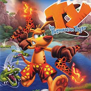 TY the Tasmanian Tiger 4 Digital Download Price Comparison