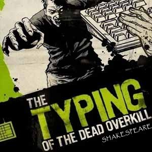 Typing of the Dead Overkill Shakespeare Digital Download Price Comparison