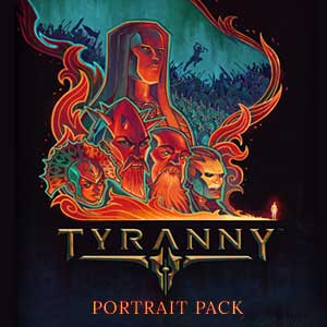 Tyranny Portrait Pack Digital Download Price Comparison