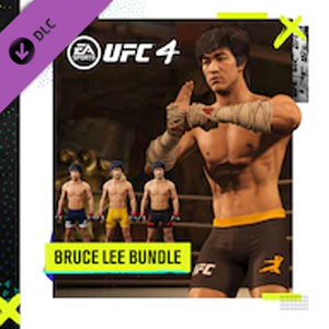 UFC 4 Bruce Lee Bundle