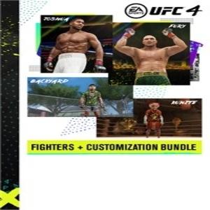 UFC 4 Fighter & Customization Bundle