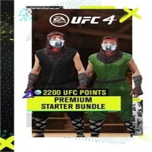 UFC 4 Premium Starter Bundle