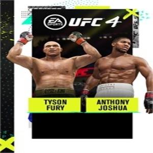 UFC 4 Tyson Fury & Anthony Joshua Bundle