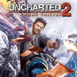 Uncharted 2 Among Thieves PS3 Code Price Comparison