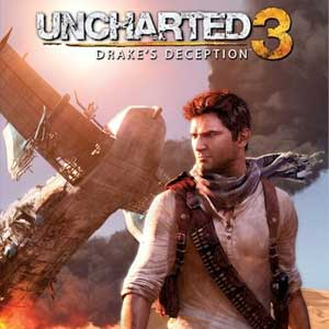 Uncharted 3 Drakes Deception PS3 Code Price Comparison