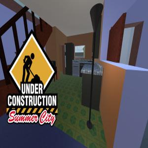 Under Construction Summer City