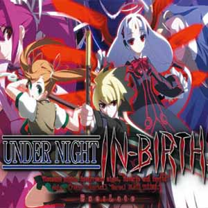 Under Night In-Birth Exe Late Ps3 Code Price Comparison